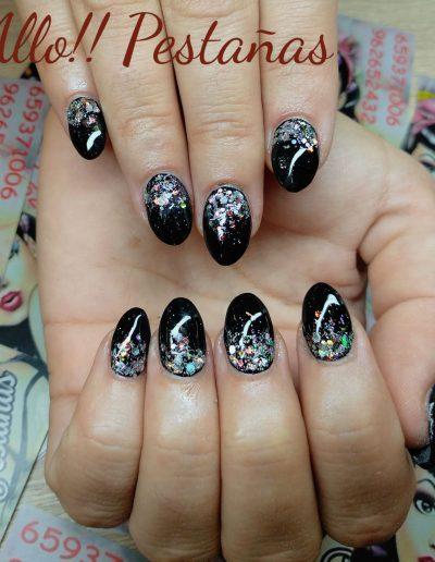 uñaspolygel-blacknails-uñasnegras-almondnails-uñasvalencia-manicuravalencia-uñasenvalencia