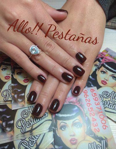 uñasvalencia-nails-uñasgranate-elegantnails